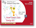 Party Kit: New Year's Eve Party
