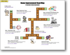 Home Improvement Map